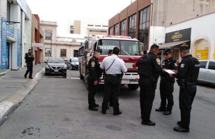 Evacuan RPP por fuga de gas