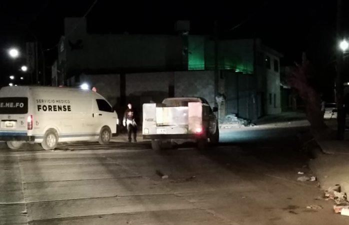Lo ejecutan mientras caminaba en Juárez