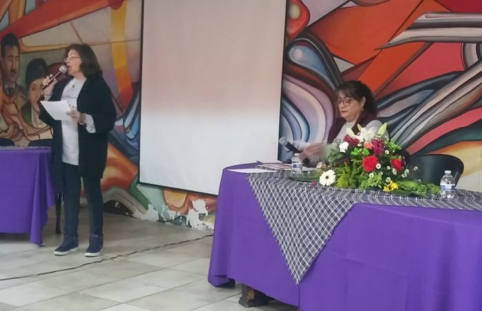 Realizan foro estatal colectivo de mujeres morena