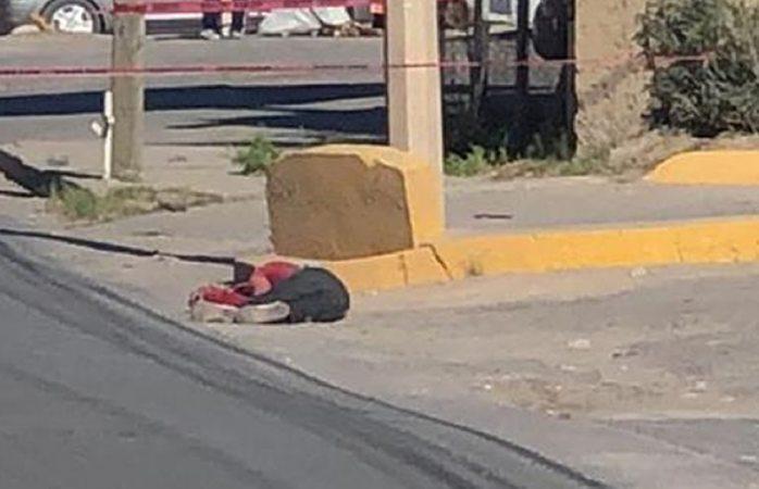 Lo ejecutan afuera de hotel en Juárez