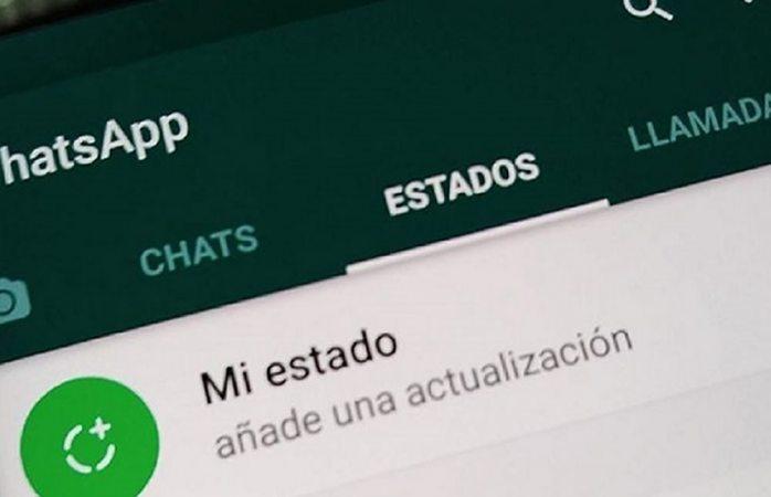 Así puedes ocultar estados en whatsapp