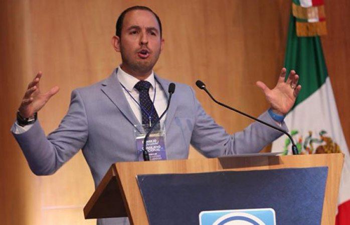 No permitirá PAN revocación de mandato: Marko Cortés