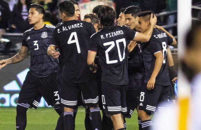 Aquí los detalles de juego amistoso entre México y Paraguay
