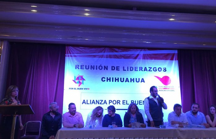 Cabildea Morena con izquierdas e independientes por la elección de 2021