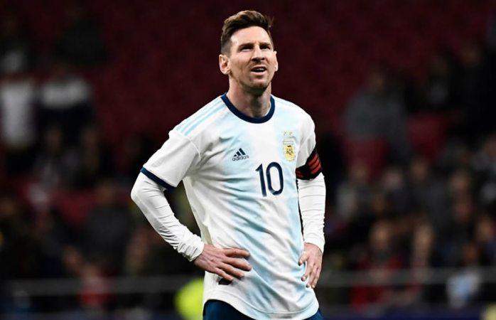Exige Marruecos explicaciones por ausencia de Messi