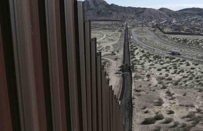 Autoriza pentágono mil millones de dólares para construir muro