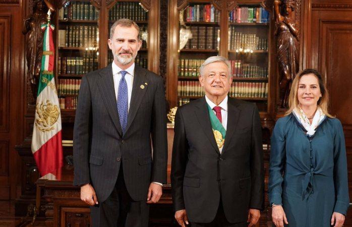 Amlo pide al rey de España disculparse por abusos durante la conquista