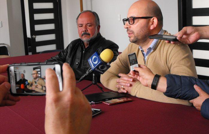 No existe rompimiento institucional  con el municipio: Carrasco