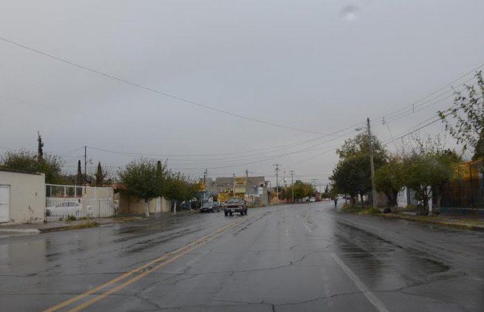 Pronostican posibilidad de lluvia mañana en Juárez