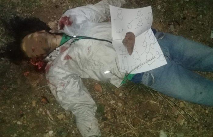 Identifican uno de los ejecutados en Parral, fue levantado