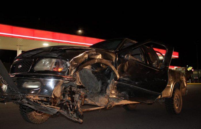 Dejaron accidentes vehiculares un muerto y 53 choques