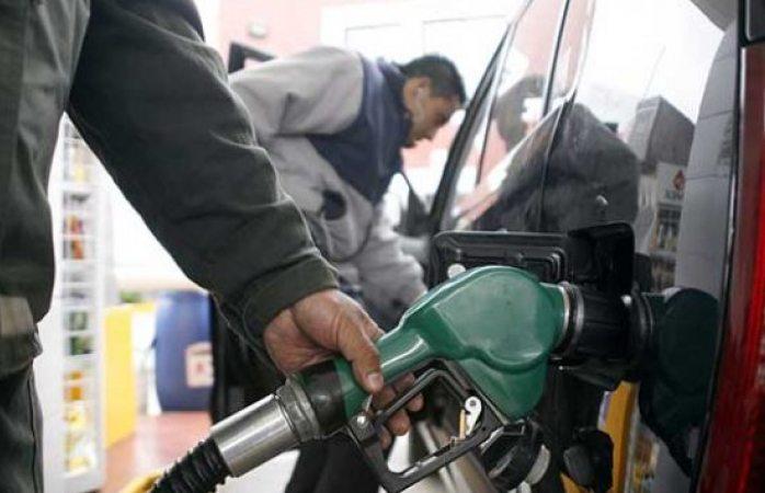 Aumenta 8.4% importación de gasolina