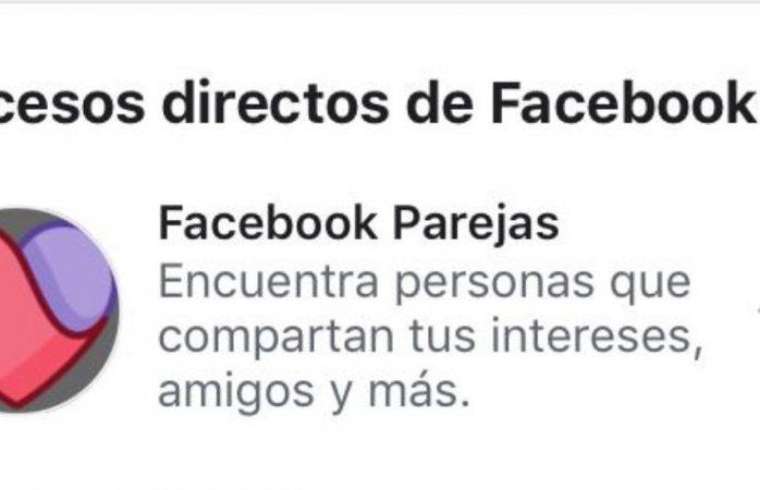 Llega a México facebook dating