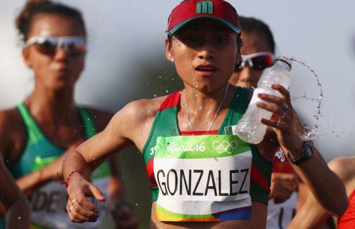 Por dopaje, suspenden 4 años a medallista olímpica Lupita González