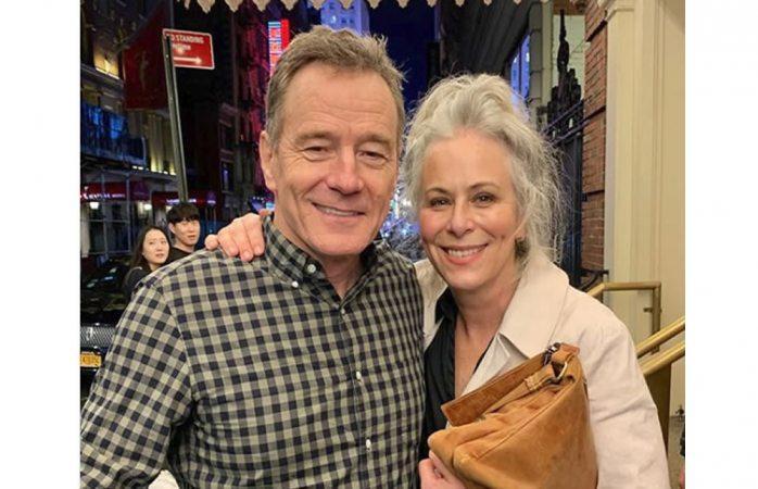 Hal y Lois de 'Malcom el de en medio', juntos de nuevo