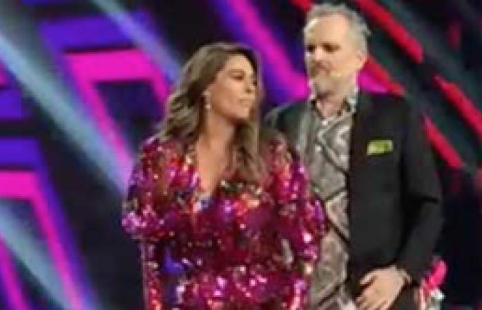 Critican a Galilea Montijo por bailar twerking en Pequeños Gigantes