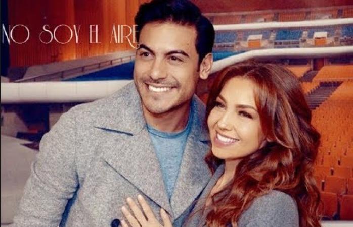 Thalía y Carlos Rivera juntos