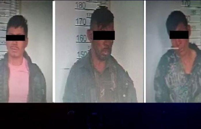 Detienen a tres presuntos asesinos en Cuauhtémoc