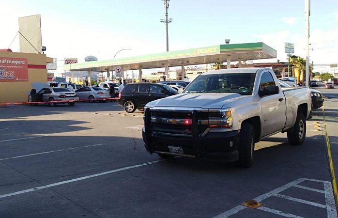 Abandonan vehículo usado en robo