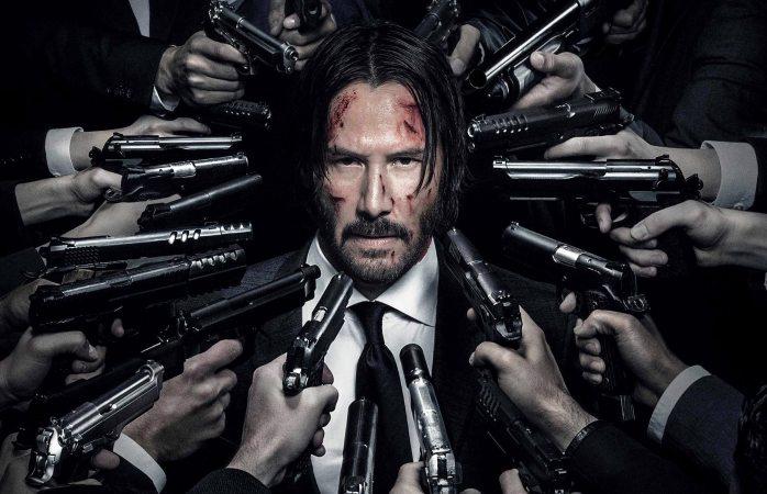 Mañana se estrena John Wick 3 en cines de la ciudad