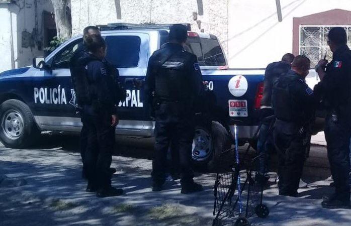 Se salvan de supuesta balacera 4 drogadictos en picadero