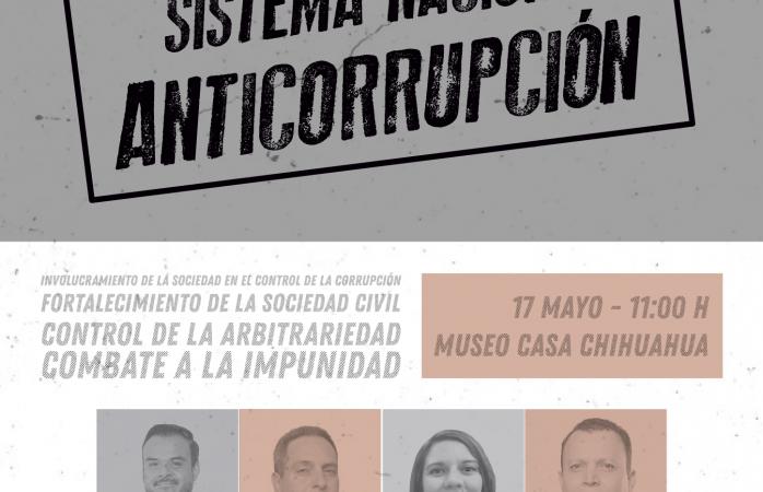 Convoca IEE al conversatorio del sistema anticorrupción