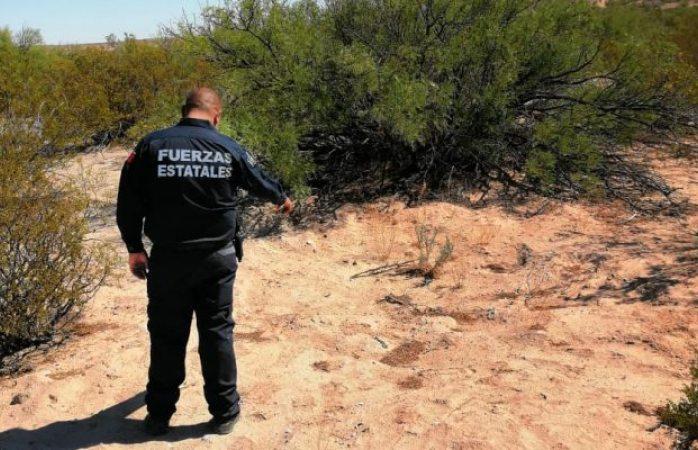 Hallan 23 restos óseos en Valle de Juárez