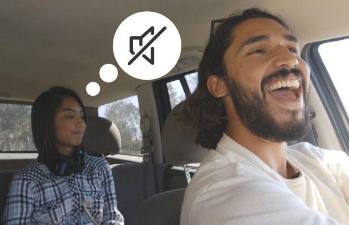 ¿Tu conductor de uber habla mucho? darán opción para callarlo