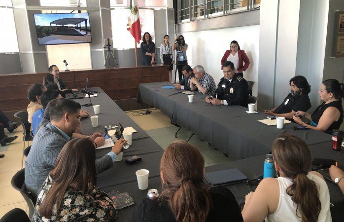 Sesiona comisión de participación ciudadana en congreso