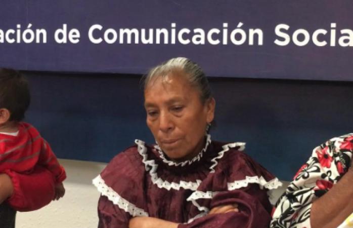 Denuncian indígenas abusos en administración panista