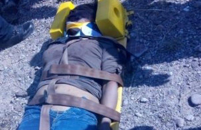 Atacan a cuchilladas a mujer en Camargo