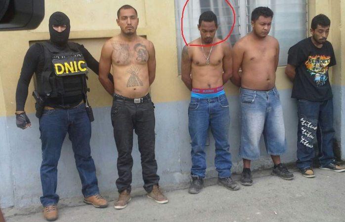 Fue acusado de secuestro y violación presunto raptor MS-13 de Brenda