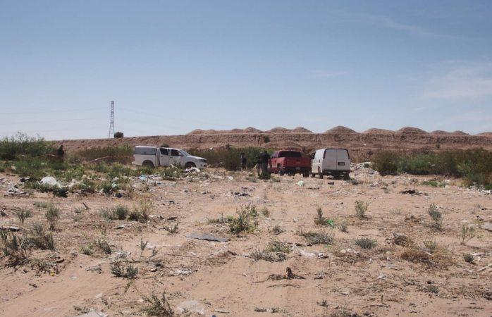 Encuentran cuerpo sin vida de chofer de uber en la colonia granjas de santa Elena