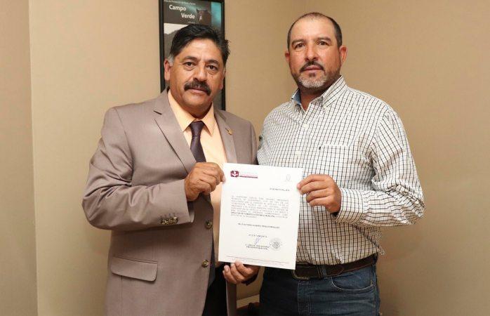 Asume Alfonso Pérez dirección de fomento económico en Cuauhtémoc