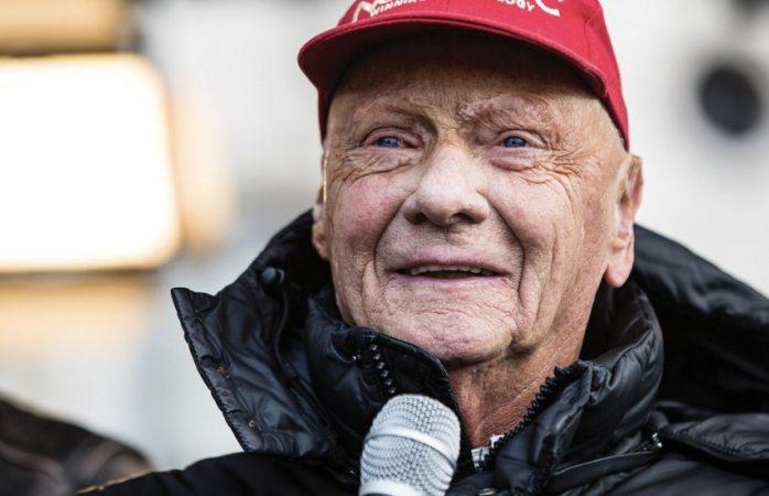 Muere la leyenda de la fórmula 1 Niki Lauda
