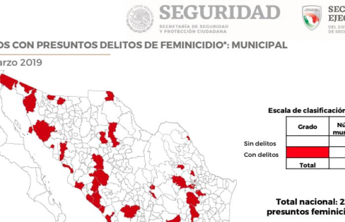 Chihuahua y Juárez primeros en el país en feminicidio y violencia contra mujeres