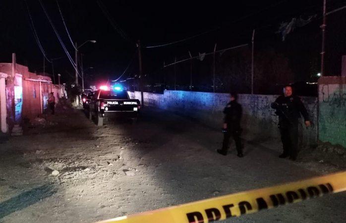 Ataques armados deja dos heridos durante la madrugada