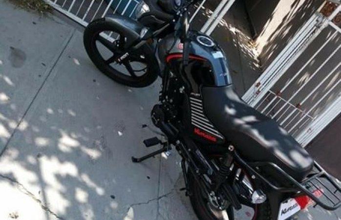 Solicita apoyo para encontrar una motocicleta