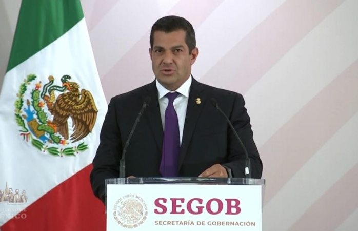 Nombran a Ricardo Peralta nuevo subsecretario de Segob