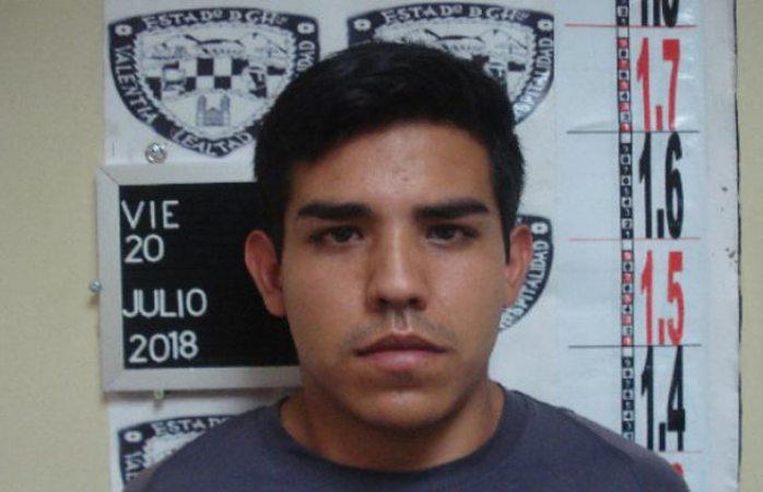 Le dan 20 años de cárcel a ex militar que mató a golpes a niño de 2 años