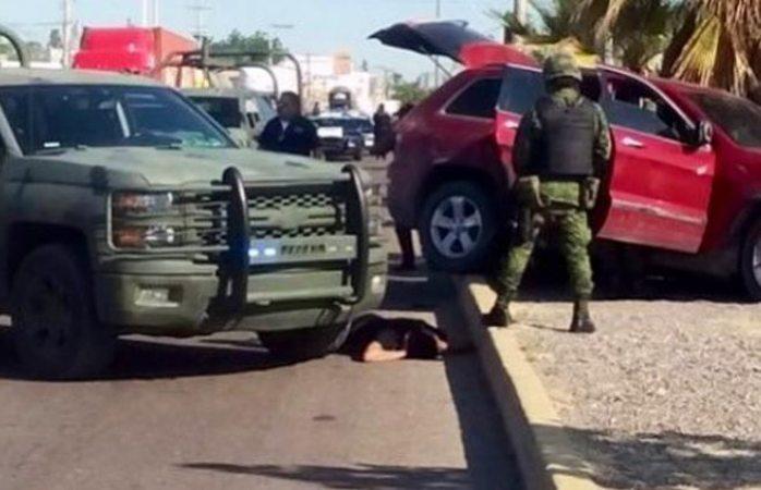 Balacera en Jiménez deja un detenido y un muerto