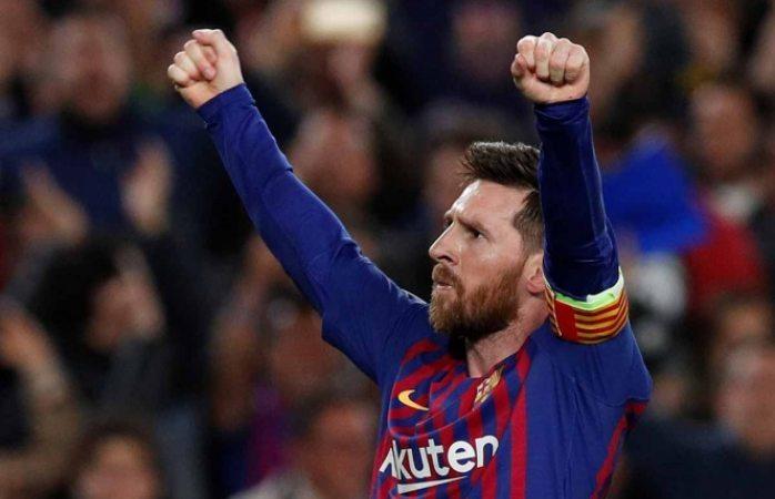 Gana Messi su sexta Bota de Oro