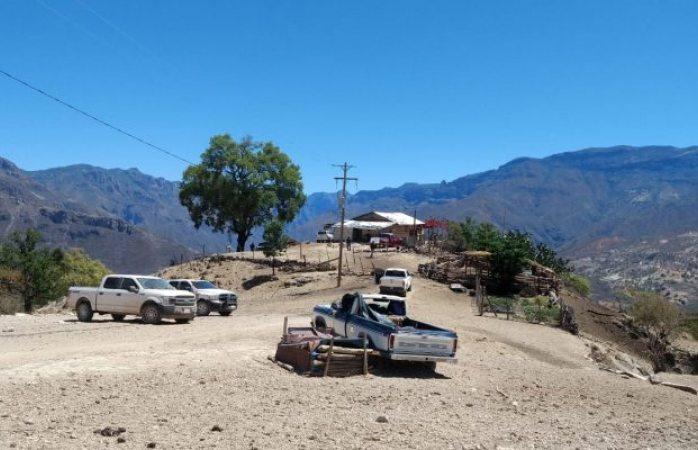 Encuentran osamenta durante rastreo en municipio de Ocampo