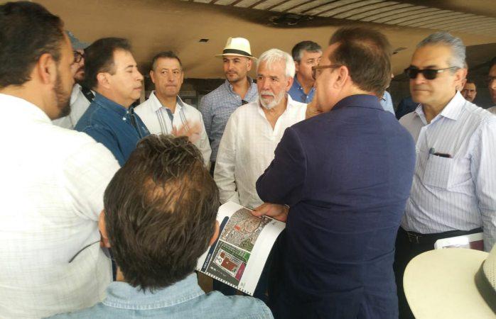 Analizan proyectos en Ciudad Juárez autoridades federales