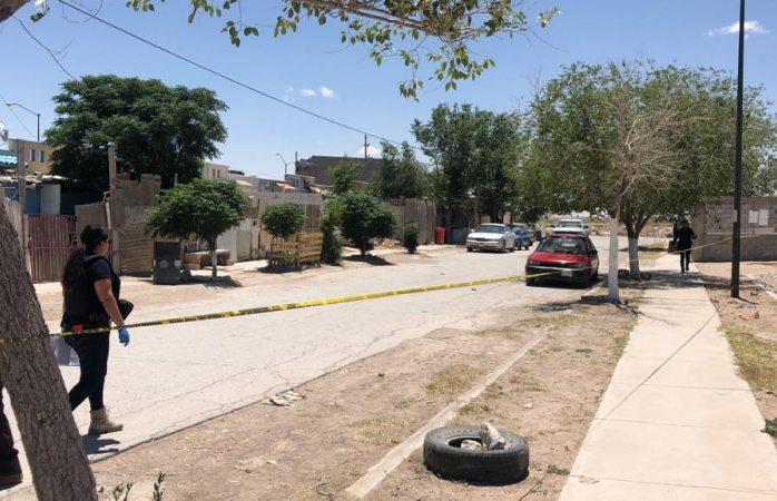 Sicarios se meten a casa y ejecutan a uno en Juárez