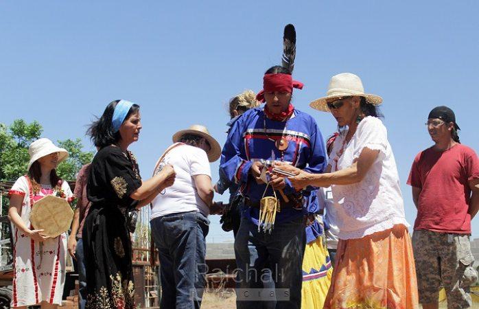 Lucha para preservar su cultura tribu Lipán Apache