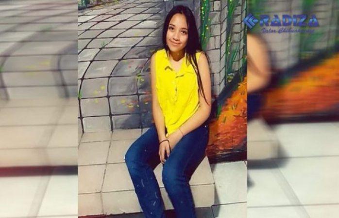 Buscan a jovencita desaparecida en Delicias
