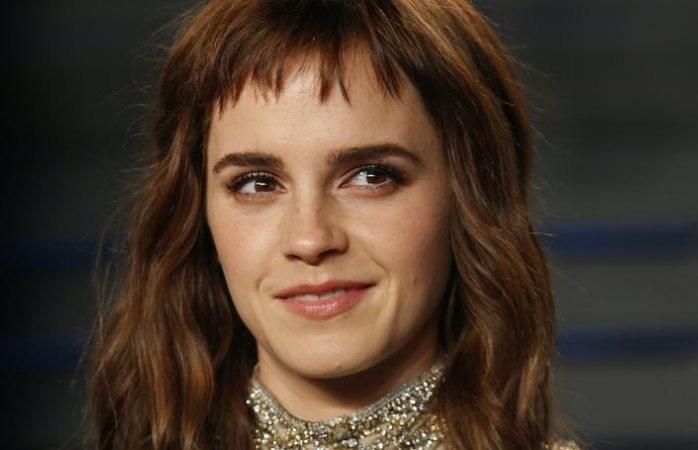¿Soltera? Emma Watson es su autopareja
