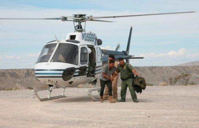 Rescata patrulla fronteriza a migrantes