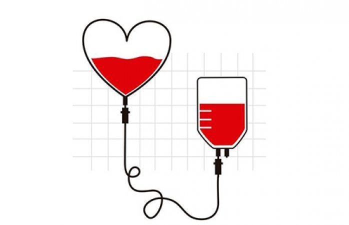 Solicita donadores de sangre para su padre